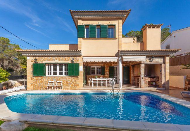 Villa en Arenal - Villa Trobadors