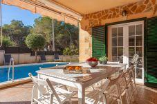 Villa en Arenal - Villa Trobadors - con piscina privada