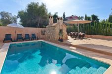 Villa en Cala Blava - Bellavista - con piscina privada