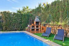 Chalet en Puigderrós  - Villa Ocells II - con piscina privada