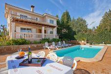 Chalet en LLucmajor - Villa Las Palmeras - con piscina privada