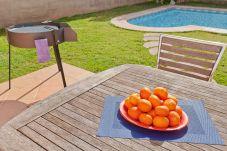 Chalet en Bahía Grande - Casa Las Bahías - con piscina privada