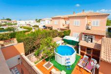 Chalet en Bahía Grande - Villa Almirante - con piscina privada