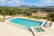 Villa en Manacor - Sa Murtera - con piscina privada