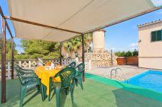 Villa en Palma de Mallorca - Cas Fideuer - con piscina privada
