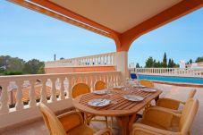Villa en Cala Blava - Lirica - con piscina privada