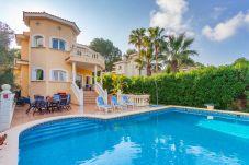 Villa en Costa de la Calma - Villa Margarita - con piscina privada