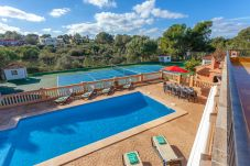 Villa en Cala Blava - Villa Bellavista - con piscina privada